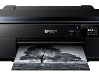 Epson SureColor SC-P600 Driver Download - Windows, Mac