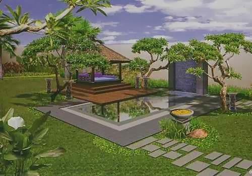 batu alam untuk interior taman dan rumah anda  jasa