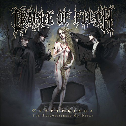 Cradle Of Filth - Cryptoriana - The Seductiveness Of Decay (2017