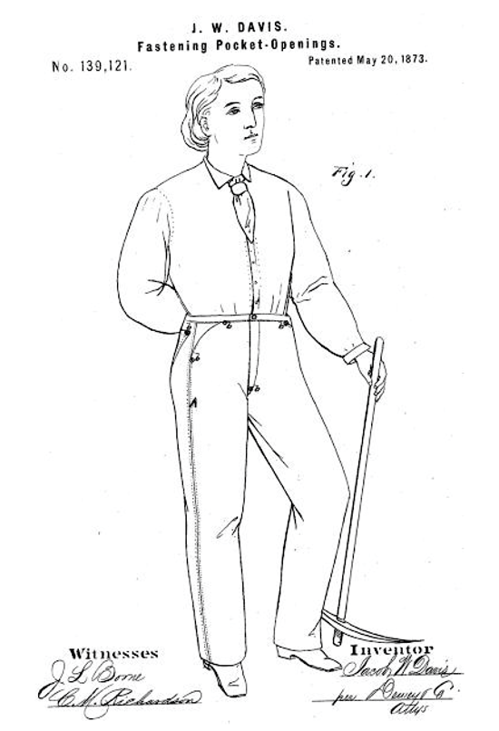 Strauss-Davis patent