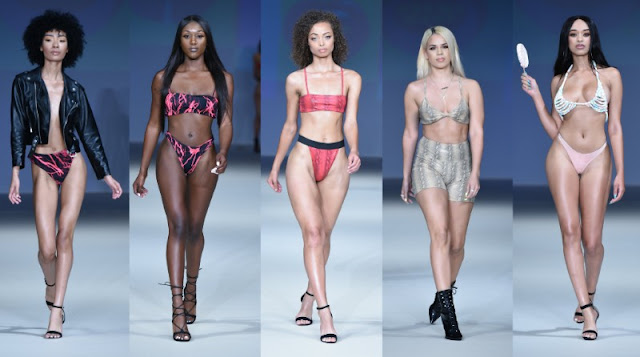 Sweet Talk Swim Runway Swimwear Show