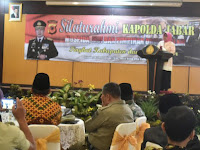 Kapolda Jabar Galang Silaturahmi dengan Ulama  Kabupaten Bogor