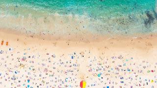 15 bãi biển đẹp mê mẩn nhìn từ trên cao - Ảnh 5