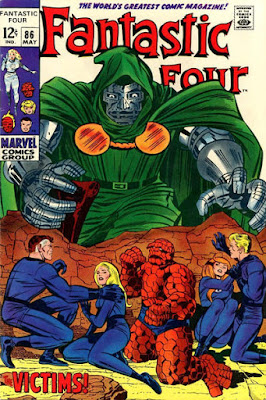 Fantastic Four #86, Doctor Doom