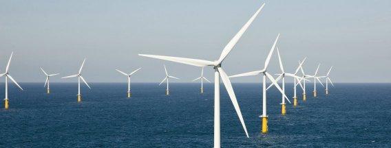 荷蘭風力發電