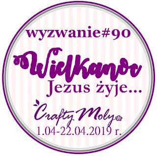 http://craftymoly.blogspot.com/2019/04/wyzwanie-90-wielkanoc.html