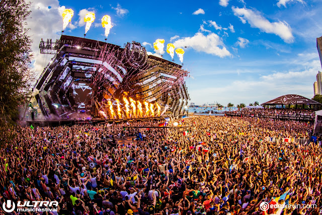 You Can Watch Ultra Music Festival Europe Live!