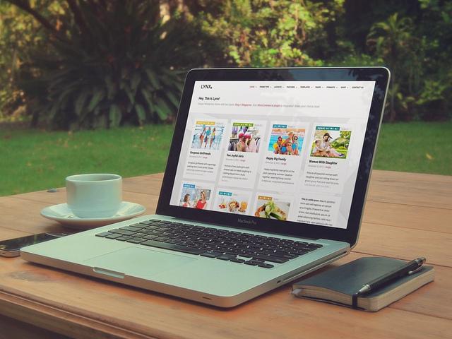 Shift of Theme of Blog for Better seo