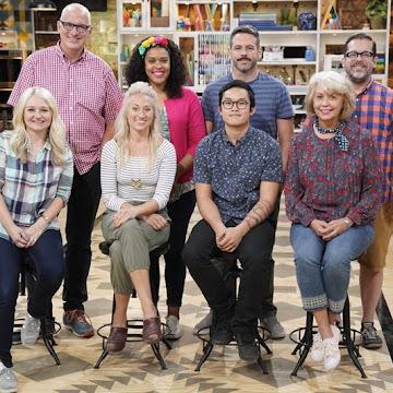 America's Crafting Grandma On NBC Making It