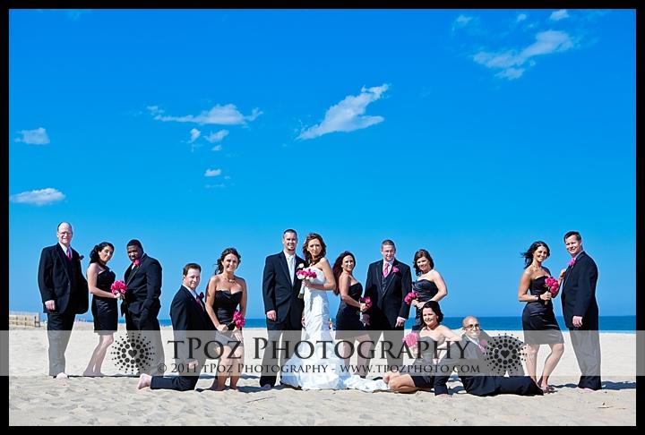 Ocean City Beach Wedding: Ocean City Beach Wedding:Ethan+Devon [Baltimore Wedding