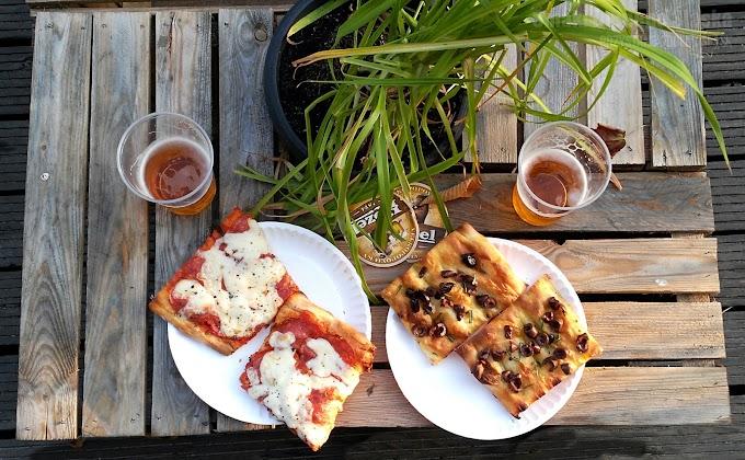 Z biegiem Odry | Foccacia od Pizza Pany