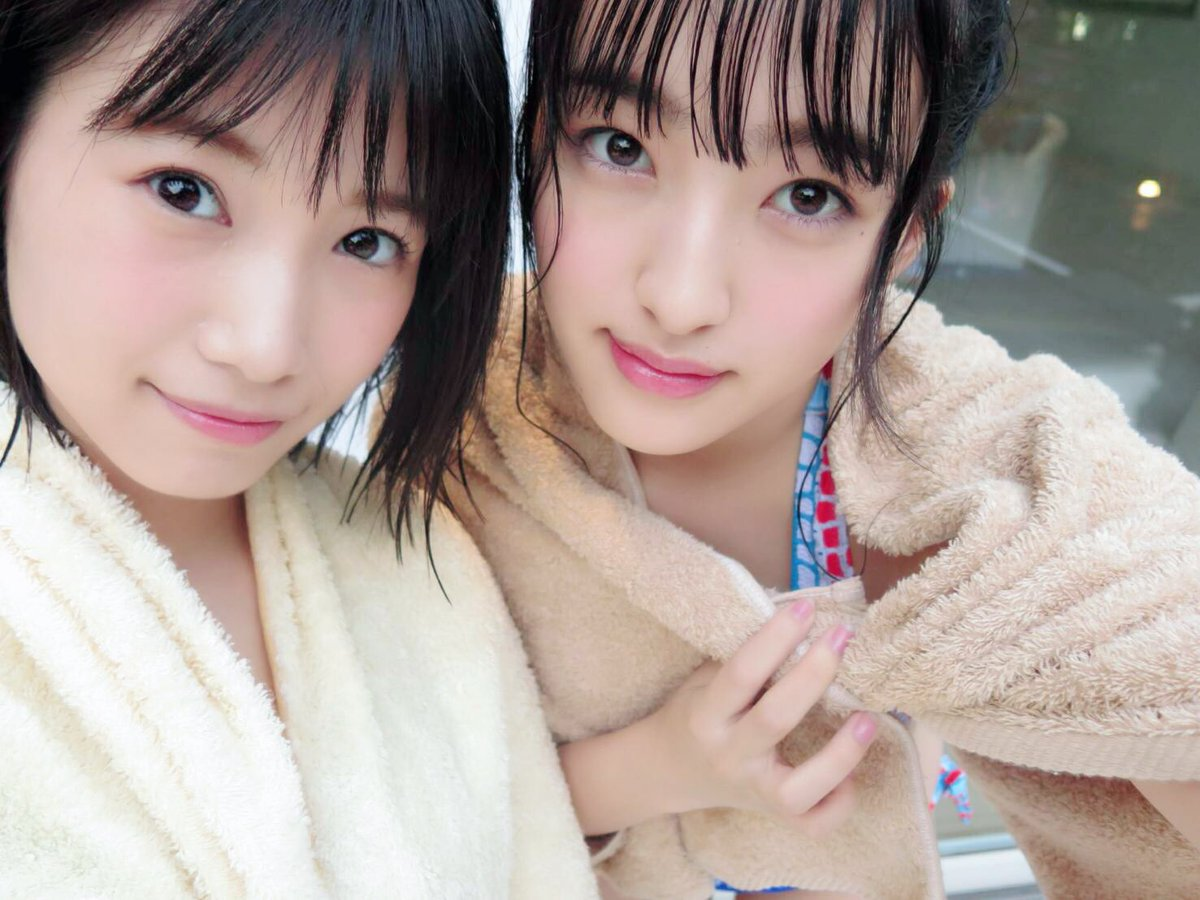 Tashima Meru 田島芽瑠, Tomonaga Mio 朝長美桜, B.L.T 2017年10月号