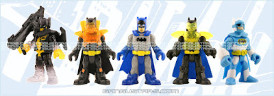 batman dc comics Fisher-Price imaginext Kenner super heroes アメコミ バットマン