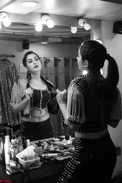 Raashi Khanna Backstage Pics Getting Ready for IIFA Utsavam Awards Exclusive  03.JPG