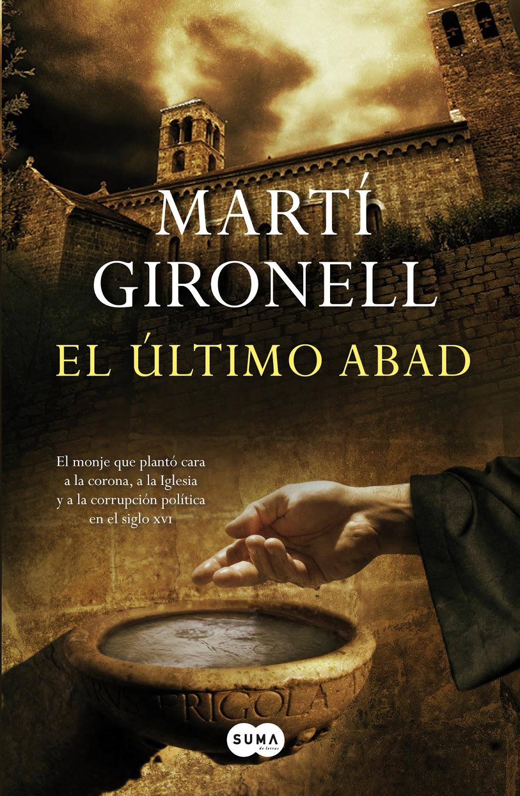 El último abad - Martí Gironell (2012)