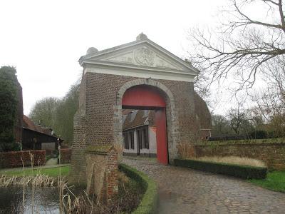 Abdijpoort Kloosterhof Guldenbergabdij