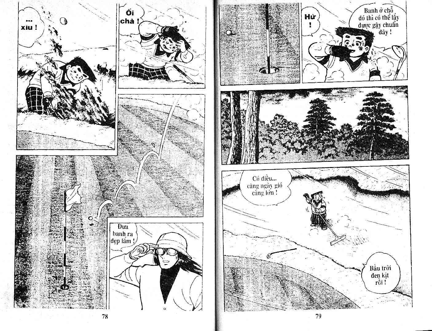 Ashita Tenki ni Naare chapter 26 trang 38