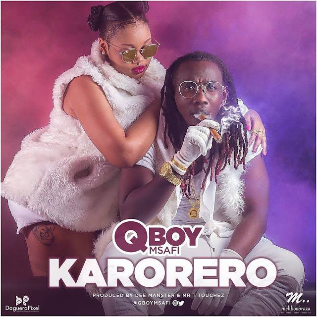 QBOY MSAFI - Karorero