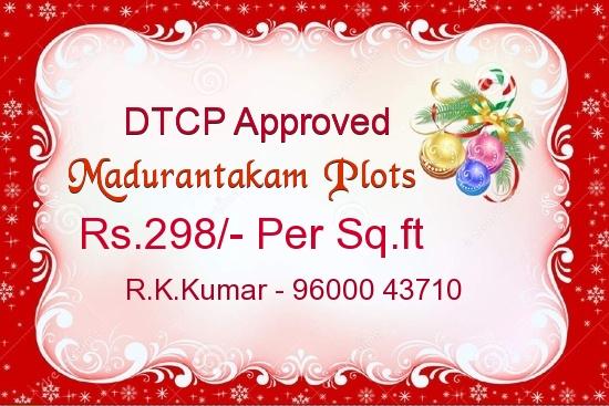 Madurantakam Plots