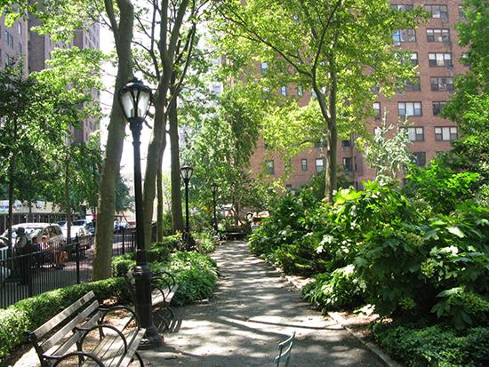 desain taman kota