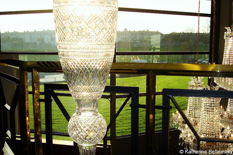 Waterford Crystal Factory Things to See in Ireland Road Trip Itinerary