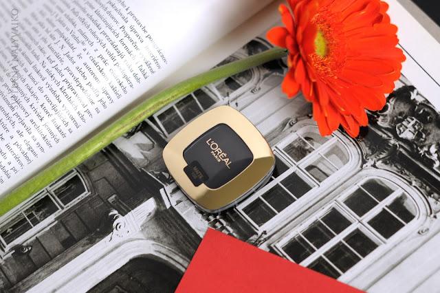 Однушки Тени для век Лореаль Loreal L`Oreal Paris Color Riche Mono Matte черные матовые  100