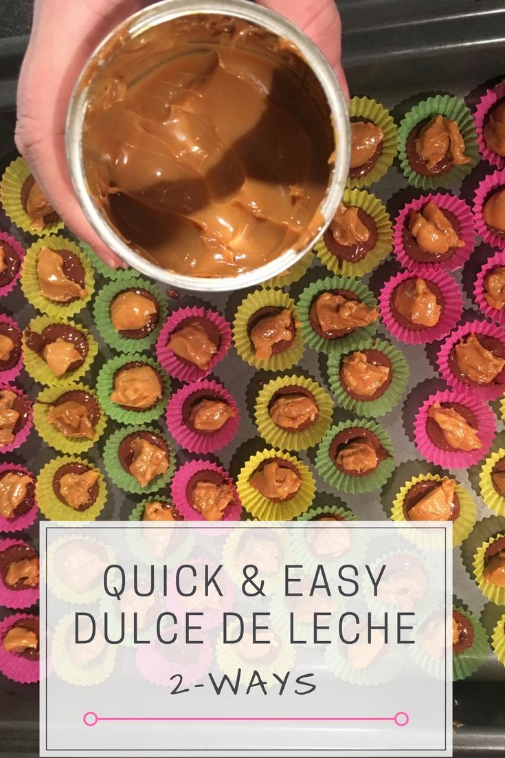 2 εύκολοι τρόποι για να φτιάξετε στα γρήγορα καραμέλα γάλακτος (dulce de leche)