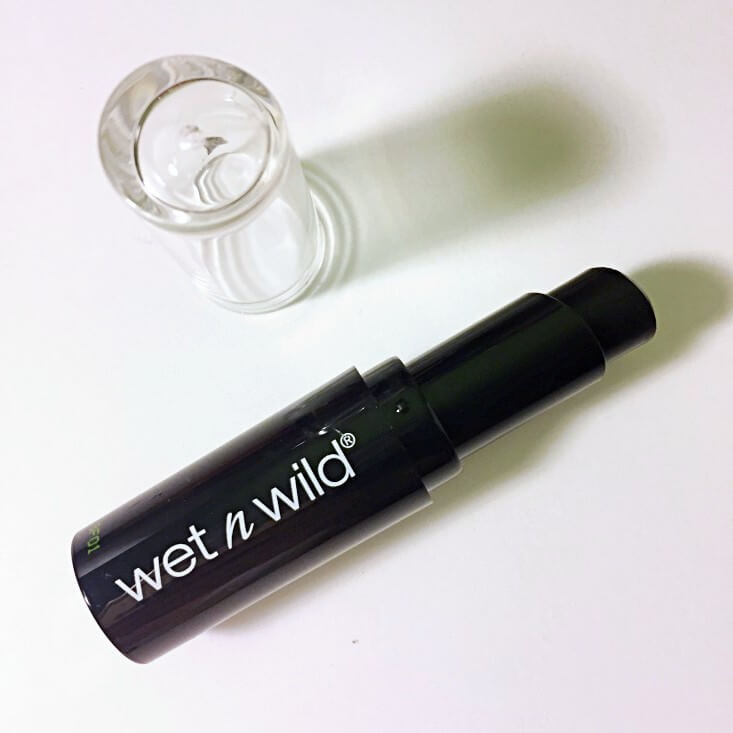 wet n wild Fantasy Makers megalast Lip Color Eerie Onyx