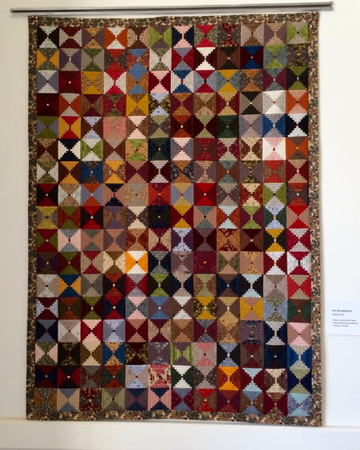 Ebreuil Quilt Exhibition 2017
