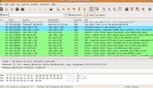 Cara Bobol Wifi Lewat Aplikasi Wireshark