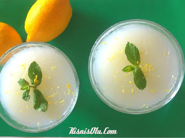 Limon, peltesi, tarifi, tatlı tarifleri, diyet tarifler, sağlıklı, kişniş