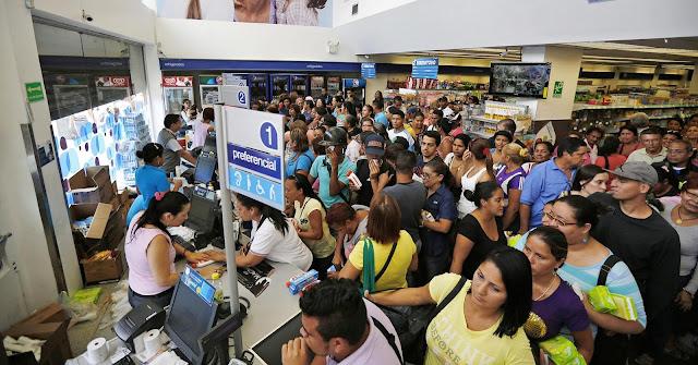 Siêu lạm phát tại Venezuela khiến người dân ngày càng khó khăn hơn | Bitcoin Vietnam News