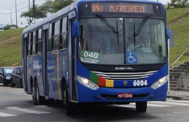 Estudante da UFS tem vestido rasgado durante assalto que gerou tumulto no ônibus