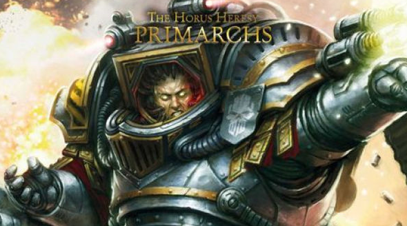 This Week's Pre-Orders:........Primarchs: Perturabo, The Hammer of Olympia