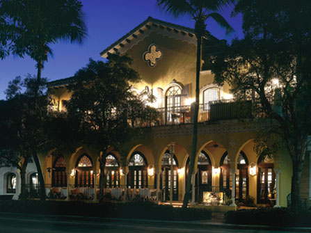 Bha Bha Front Of The Restaurant Naples Fl