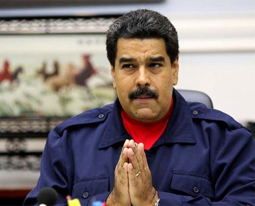 ¿A QUIÉN LE TEME? Maduro: Alerta pueblo, me quieren meter una puñalada por la espalda (+Video)