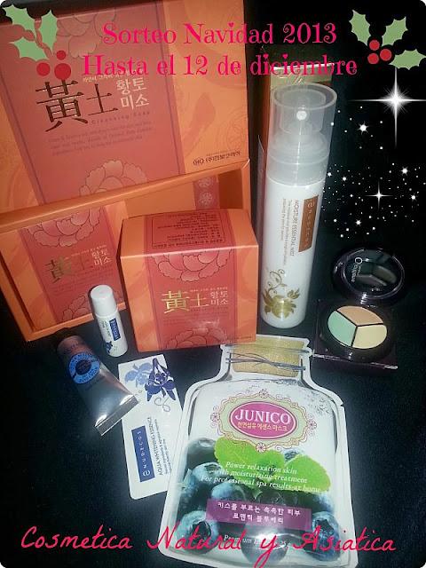 cosmetica-natural-asiatica-sorteo-navidad