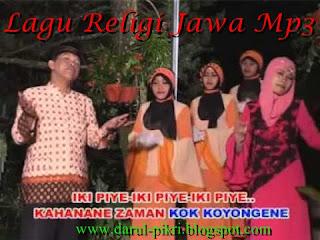 Download Lagu Jawa Religi Islam Mp3