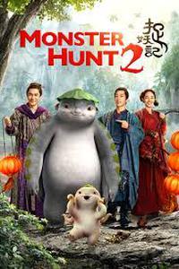 Monster Hunt 2 (2018) Movie (Dual Audio) (Hindi-English) 480p-720p-1080p
