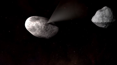 Το σχέδιο της NASA για πιθανή πρόσκρουση αστεροειδή με τη Γη - ΒΙΝΤΕΟ