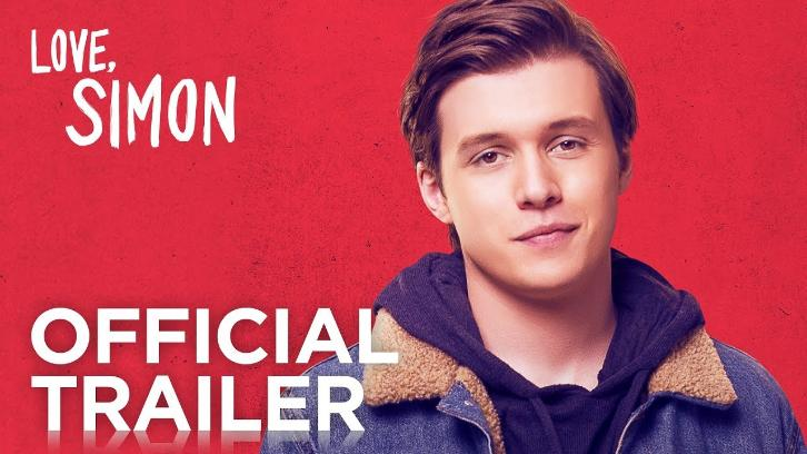 MOVIES: Love, Simon - Trailers *Updated 16th January 2018*
