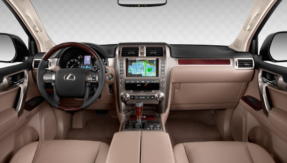 2016 Lexus GX460 Review