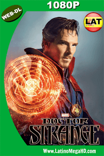 Doctor Strange: Hechicero Supremo (2016) Latino HD  WEB-DL 1080P - 2016