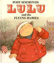 Lulu and the flying babies, de Posy Simmonds