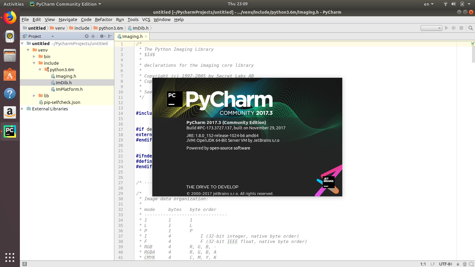 How to install program on Ubuntu: How to install PyCharm