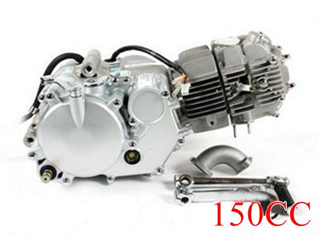 Pit Bike Engines: LiFan 150cc Engine