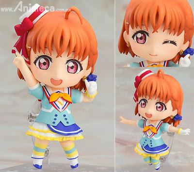 Figura Chika Takami Nendoroid Love Live! Sunshine!!