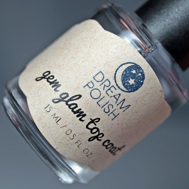 Dream Polish Gem Glam Top Coat