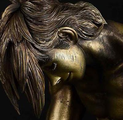 Da Ashita no Joe ecco la statica di Joe Yabuki denominata Last Scene Bronze ver
