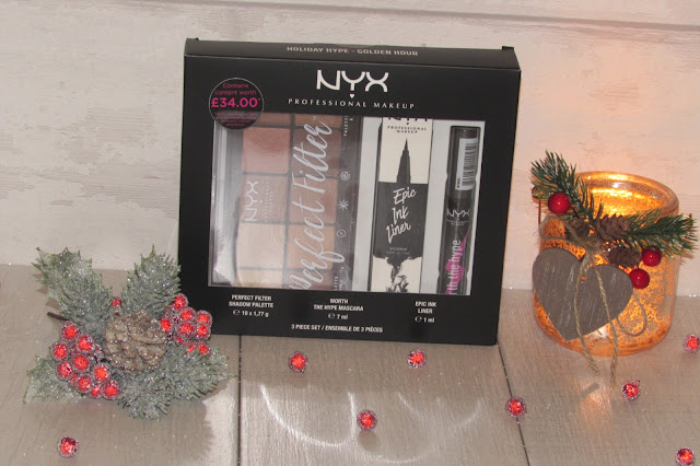 NYX Professional makeup set from Boots